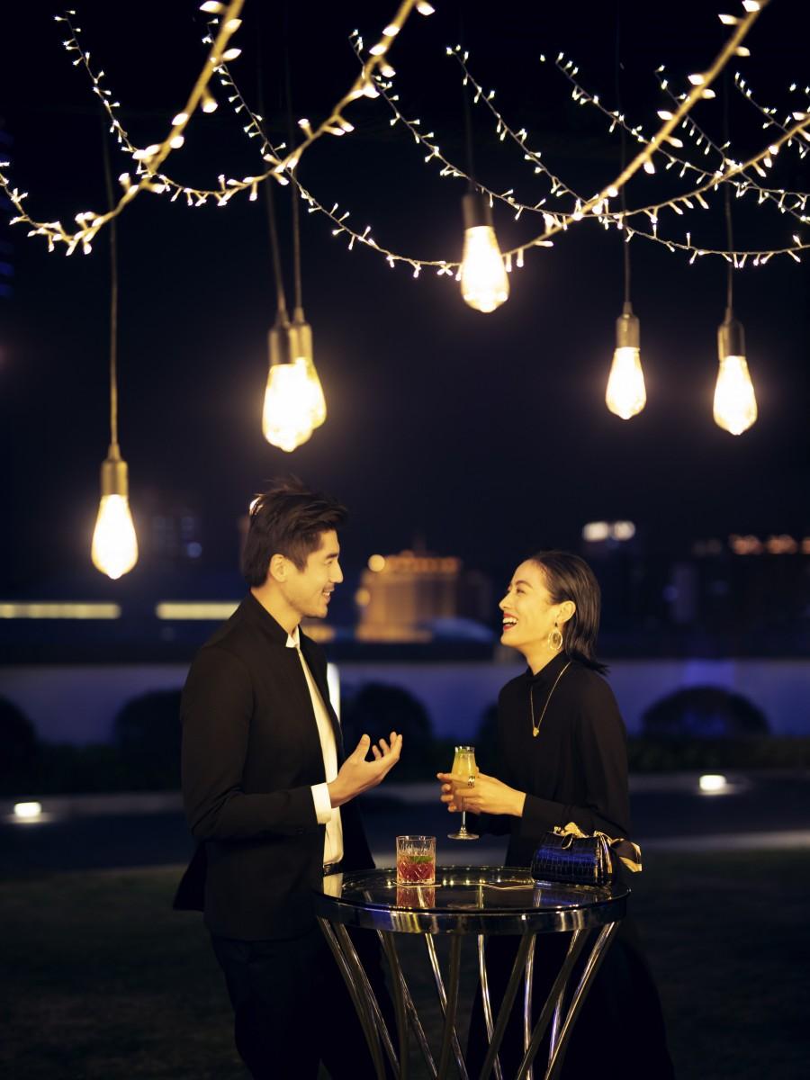 ロマンスパッケージ – 2人だけのロマンチックな時間を‐